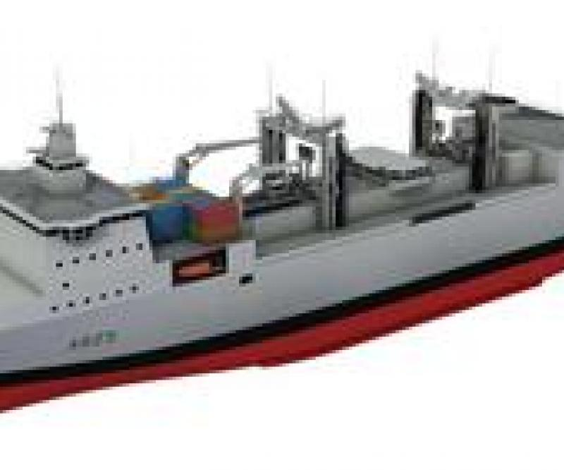 DCNS's New-Generation Support Vessels