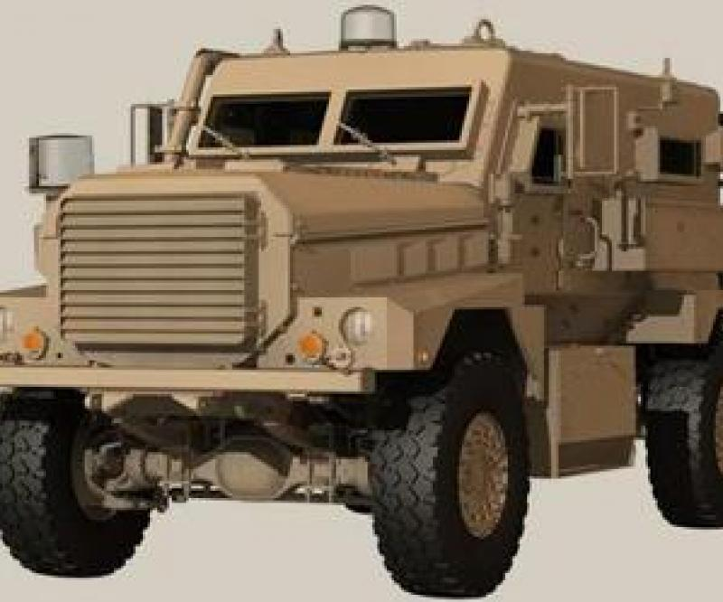 Force Protection: Orders Exceed $1 Billion in 2010