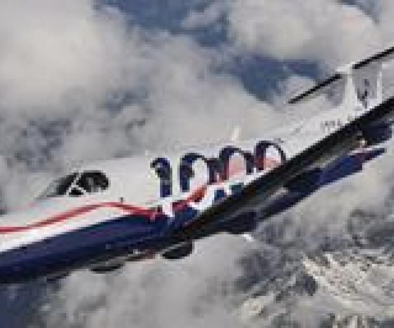 Swiss Air Force Orders 2 New Pilatus PC-21
