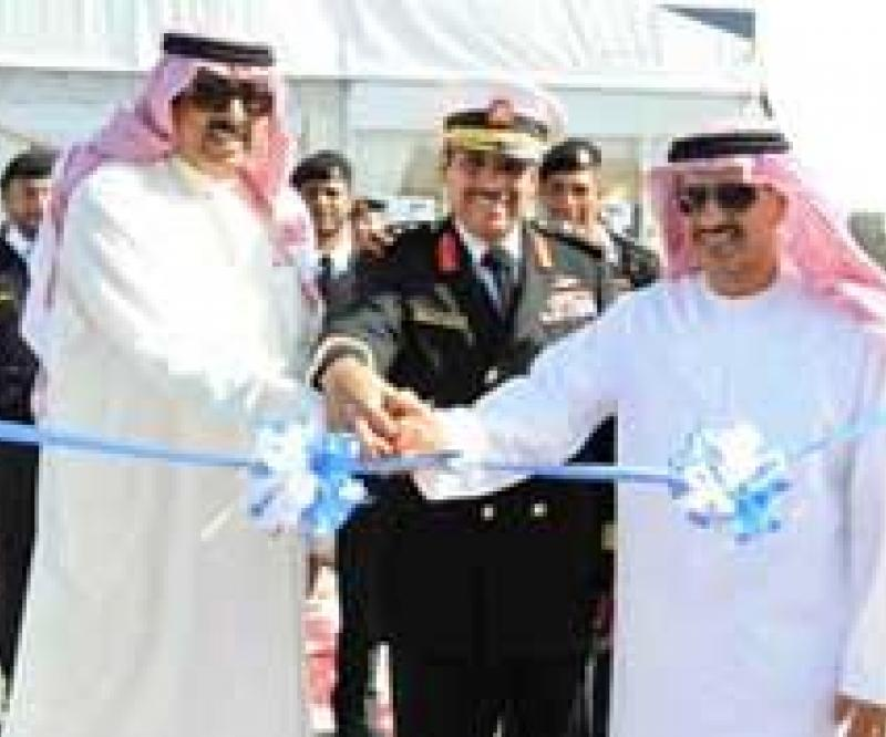 ADSB Delivers Al Hamra to Bahrain Navy