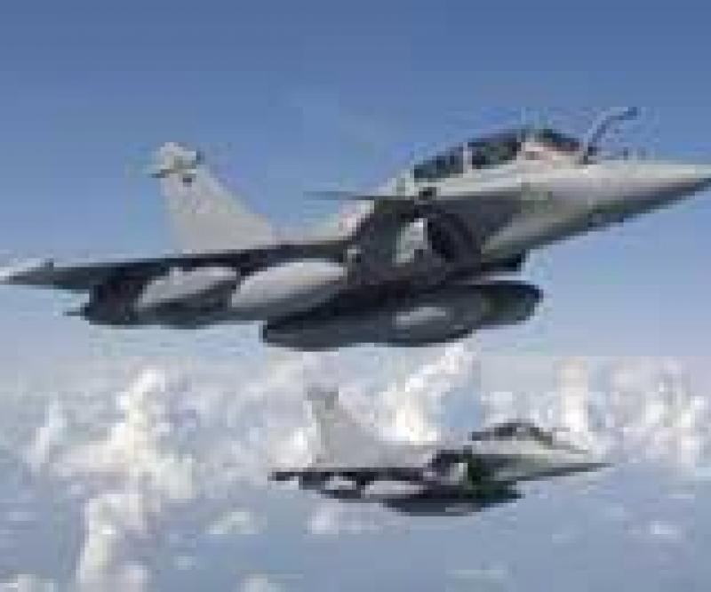 Rafale Talks Advancing with UAE