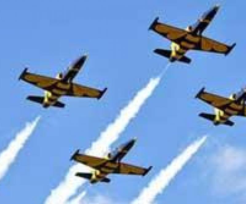 Al Ain Aerobatic Show