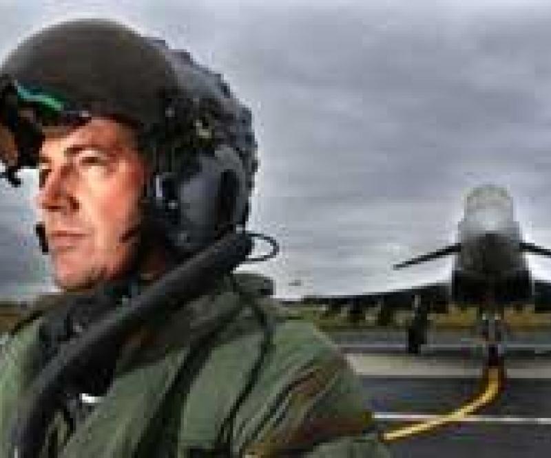 BAE: New Helmet for Eurofighter Pilots