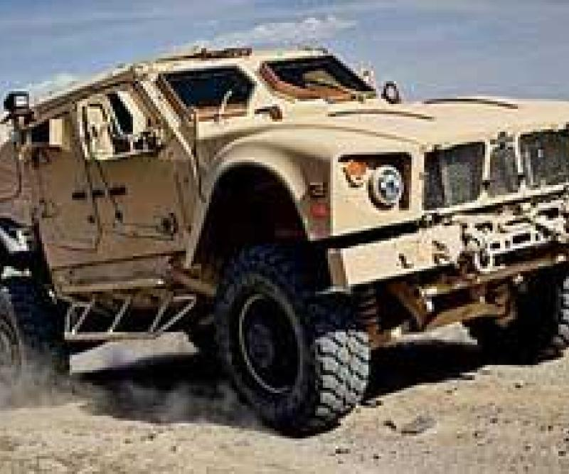 Oshkosh: 800 Protection Kits for the US Army