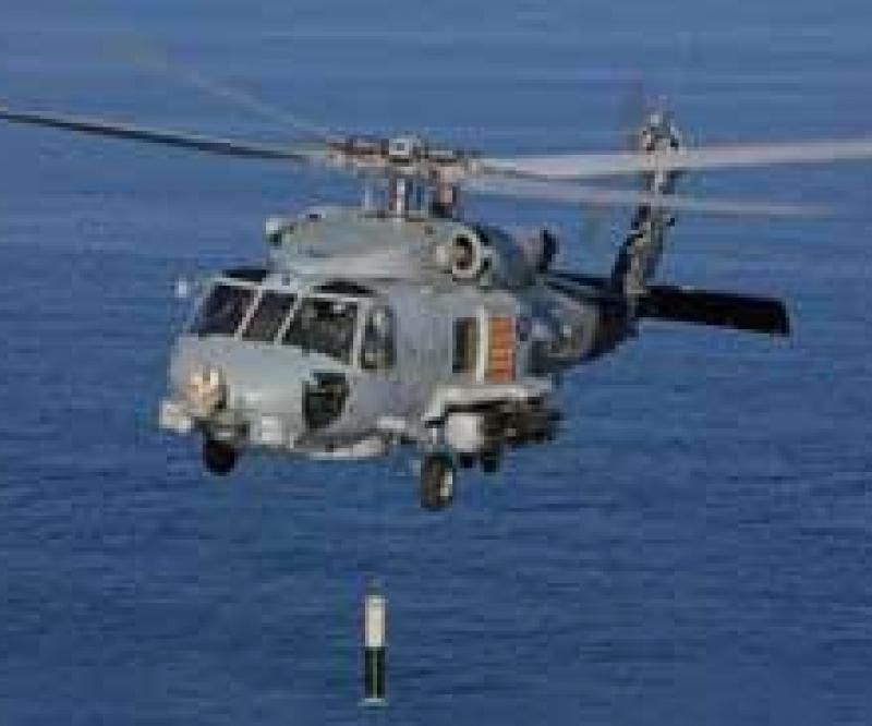 LM to Support U.S. Navy MH-60R Helicopter Fleet