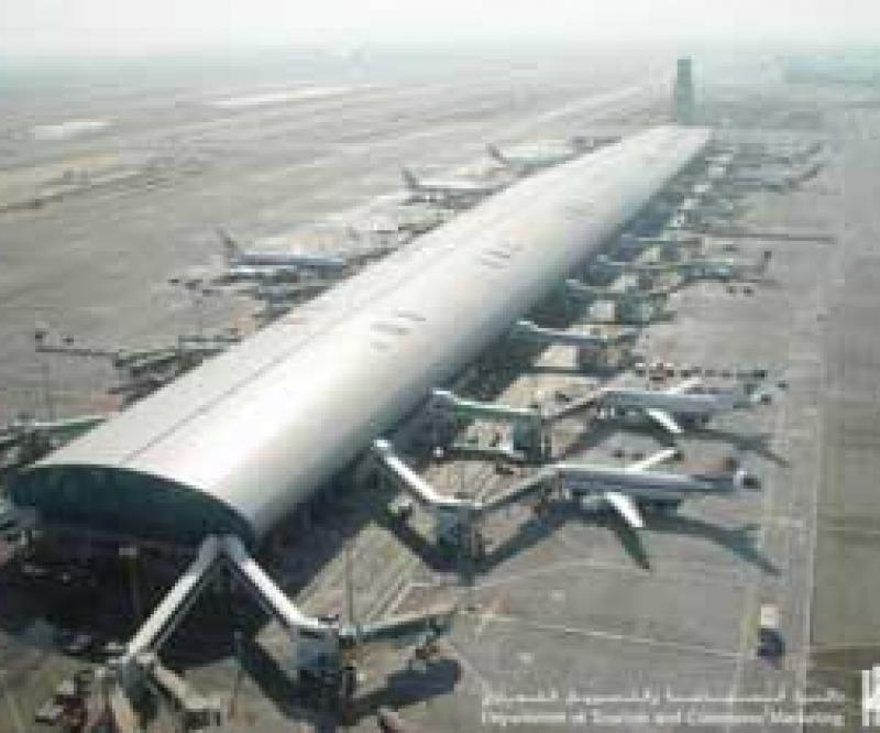 Dubai International: 'Best ME Airport' Award