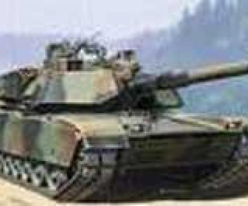 General Dynamics Wins Saudi Tank Deal