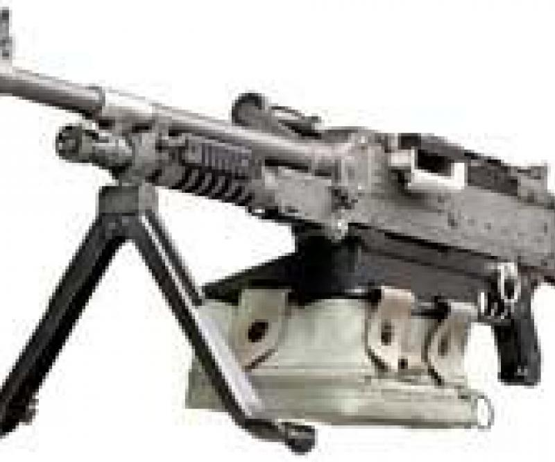 FN Herstal: 10,000 Machine Guns to DGA