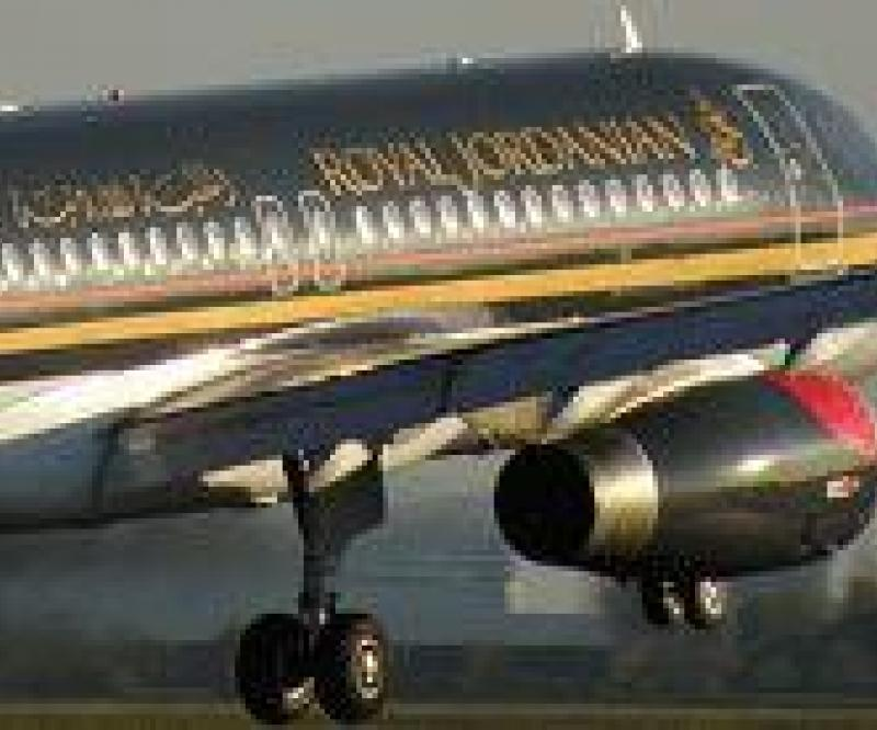 Goodrich in 5-Year Agreement with Royal Jordanian