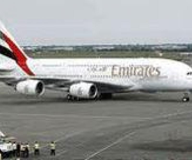 No Delay in A380 Deliveries to Emirates