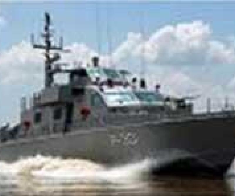Swift Patrol Boat Training for Iraqi Navy