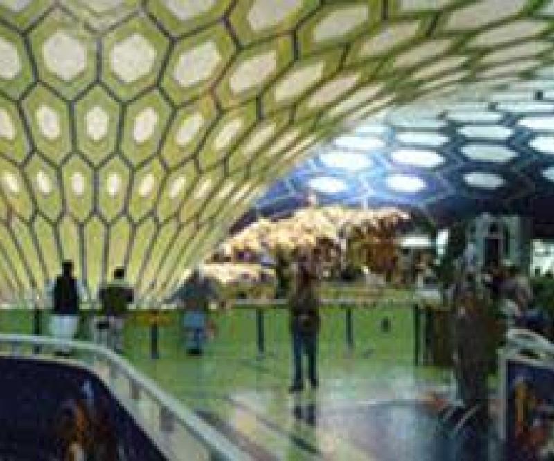Abu Dhabi Airport: 11m Passengers in 2010