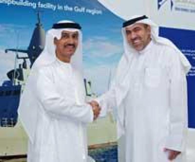 Injazat & ADSB Sign IT Agreement
