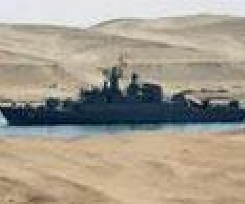 Iran & Syria to Co-Operate on Naval Training