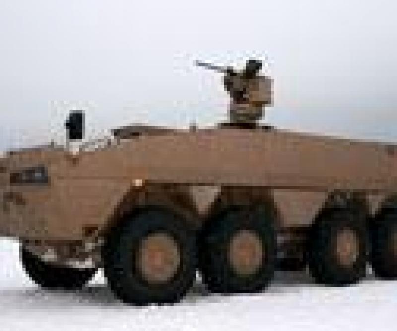Saab's Trackfire Remote Weapon Station