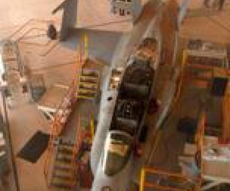 Meggitt's Vector Scoring System for Boeing's QF16