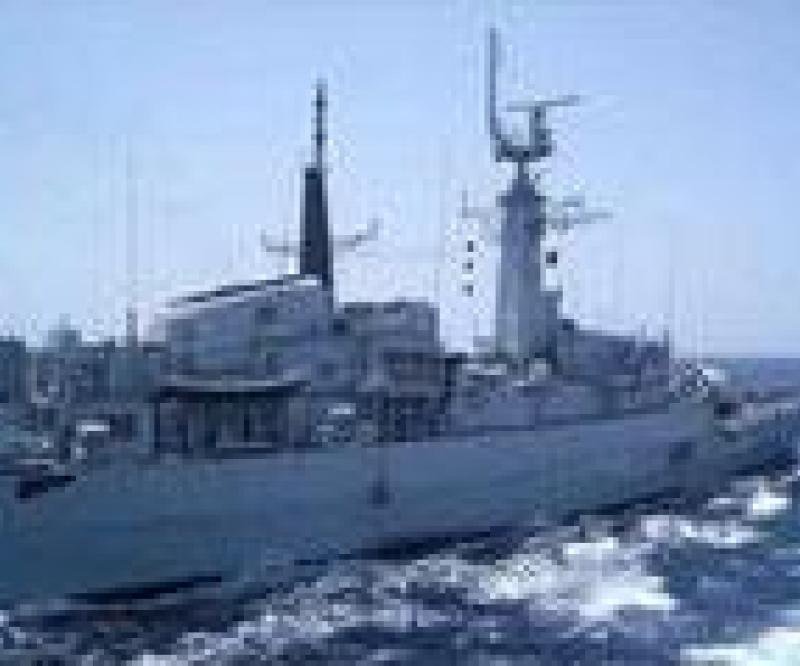 Kuwait Navy Ships Arrive to Bahrain