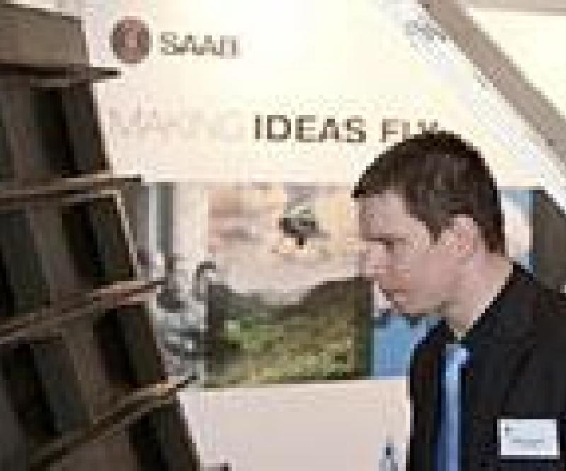 Saab Develops Smart Fixed Wing Aircraft