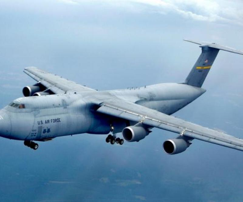 Lockheed Martin Delivers First C-5M Super Galaxy