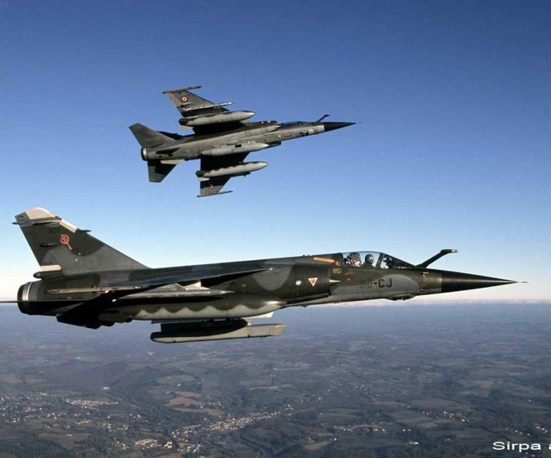 Morocco's Air Force Reloads