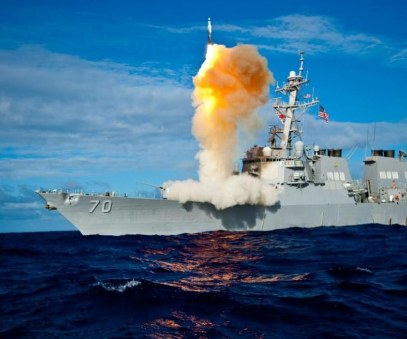 Aegis Ballistic Missile Defense Test Successful