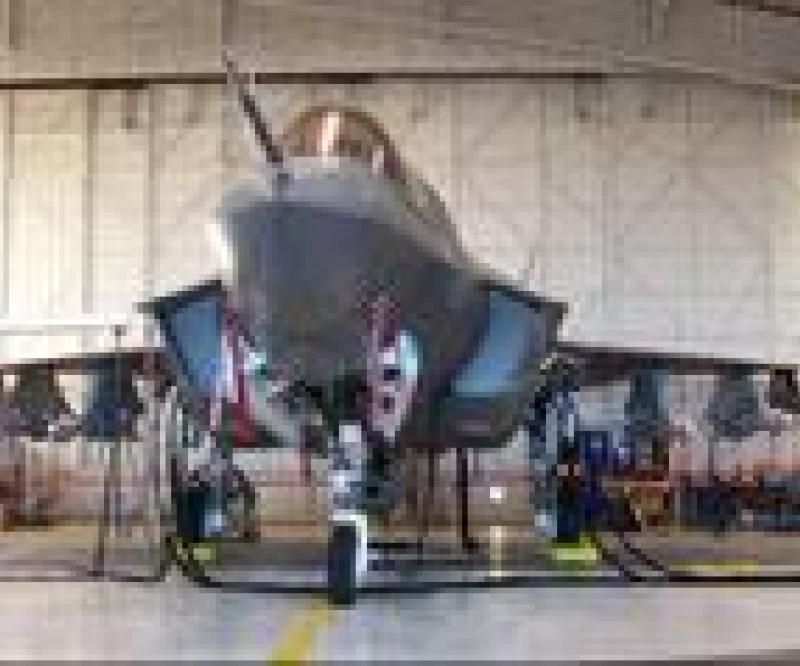 Shipboard Testing for F-35B
