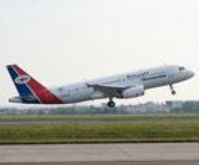 1st Airbus A320 to Yemen Airways