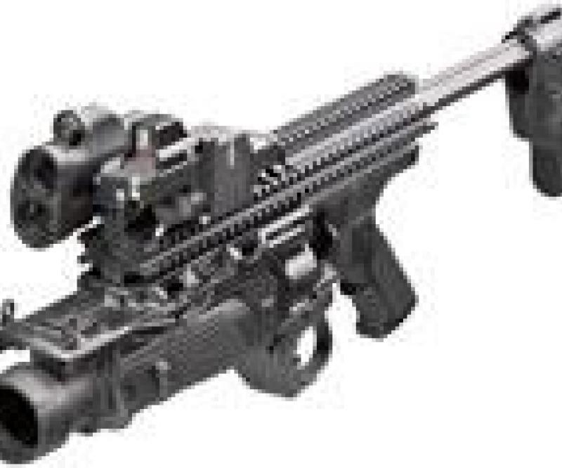 New FN Fire Control Unit at IDEF 2011