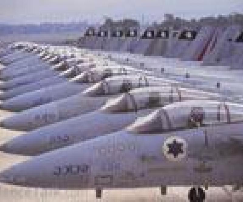 """Iran: """"Israeli Aircrafts Massing at US Base in Iraq"""""""