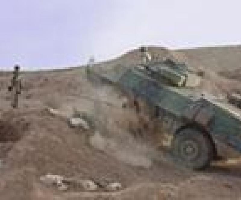Textron to Build Armored Vehicles for Afghanistan's Army