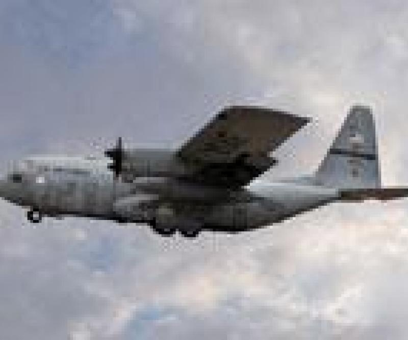 Boeing Wins New C-130 AMP Contract