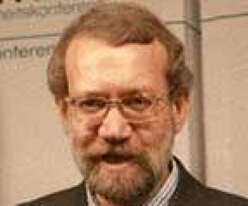 "Larijani: ""Iran's Missiles are for Defending Muslim Nations"""