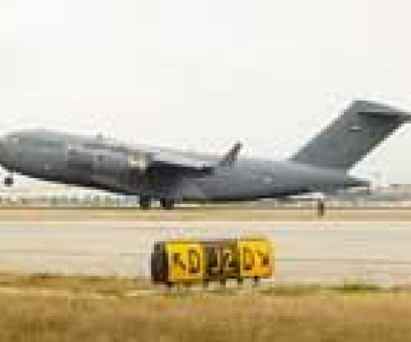 Boeing Delivers 2nd C-17 to UAE Air Force