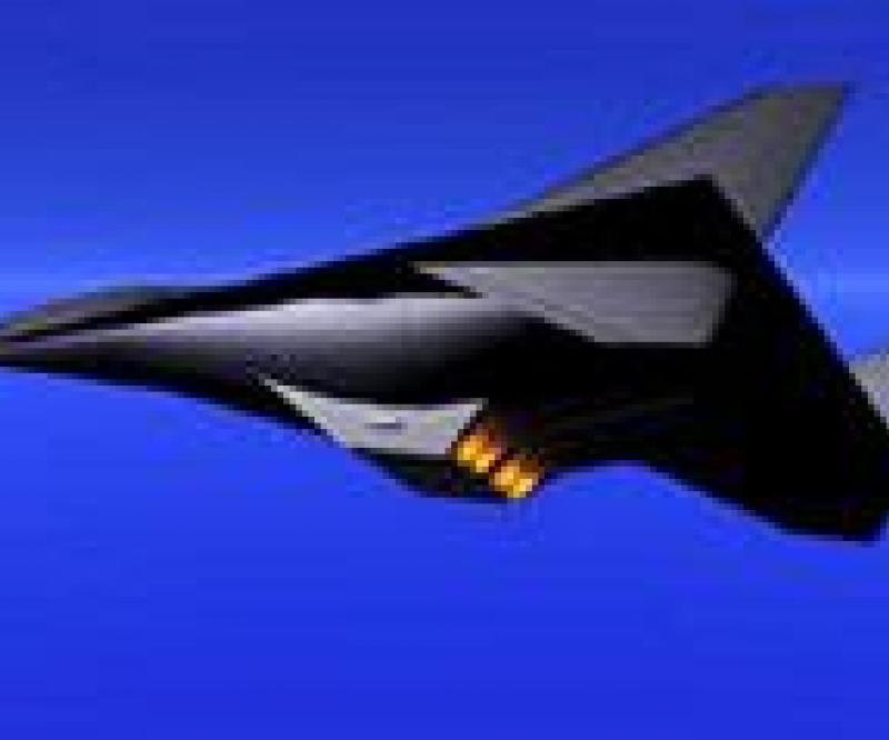 EADS Developing Hypersonic Jet