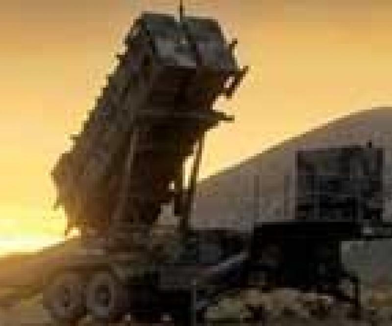 Raytheon Wins $1.7bn Saudi Patriot Upgrade Deal