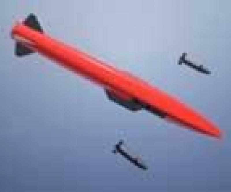 MBDA Reveals Perseus Concept Missile System