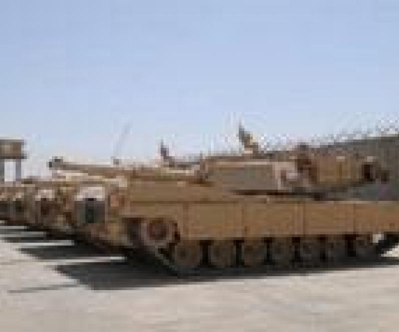 Iraq Receives Final Shipment of Abrams Tanks
