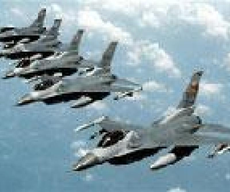US Co.'s Eye Int'l Sales to Offset Pentagon Cuts