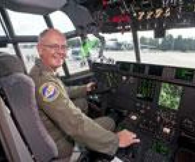 LM Delivers 6th C-130J Super Hercules to Dyess AFB