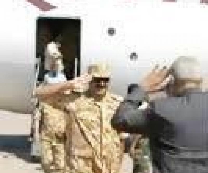 Qatari Chief-of-Staff Visits Tripoli