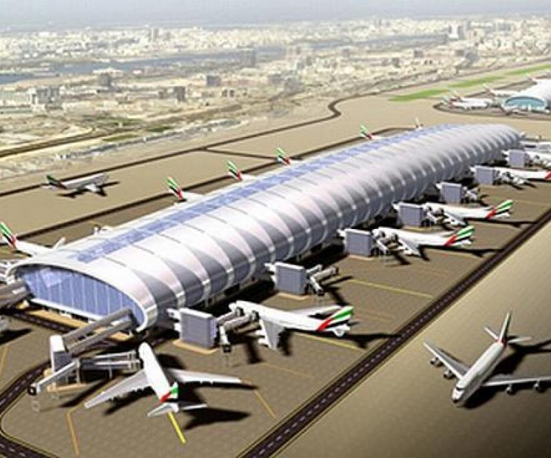 Dubai to become world's fourth biggest aviation hub