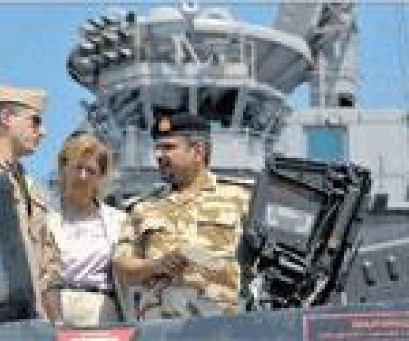 Bahrain's Deputy King Praises US Military Ties