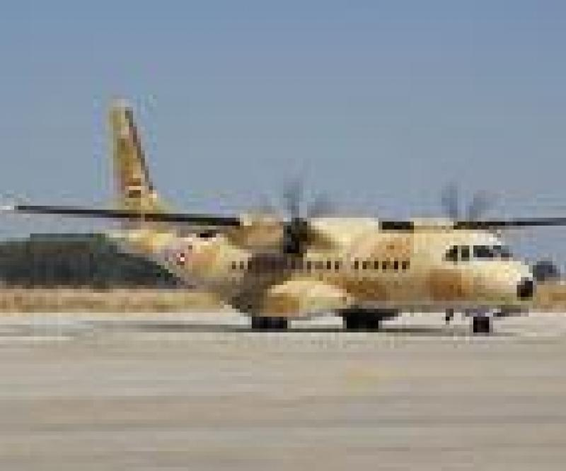1st C295 Delivered to the Egyptian Air Force
