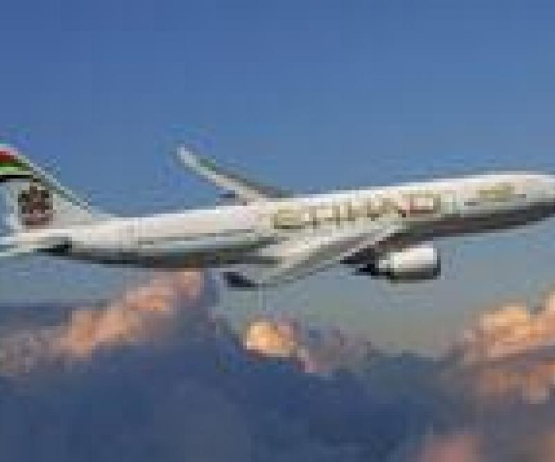"""Etihad Wins """"Airline of the Year"""" Award"""
