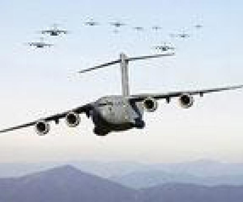 4th Boeing C-187 Globemaster III Delivered to UAE