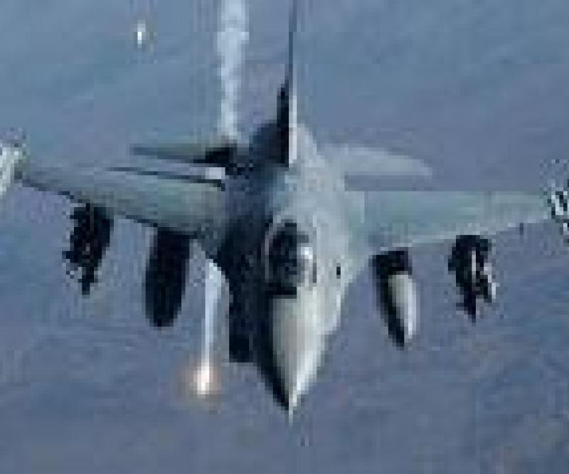 Iraq Signs Deal for 18 F-16 Warplanes