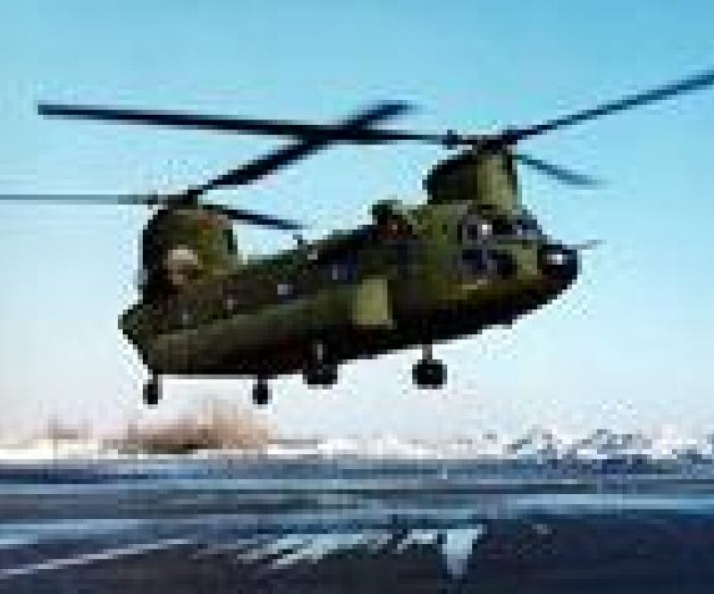 Boeing & WCAA to Offer Int'l Chinook Maintenance Training