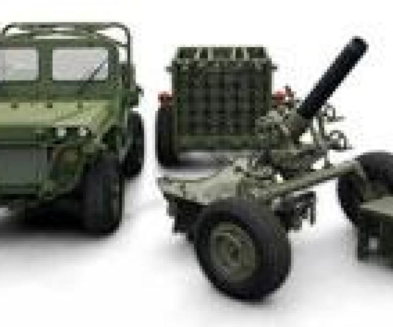 ATK-GD to Offer Precision Extended Range Mortar