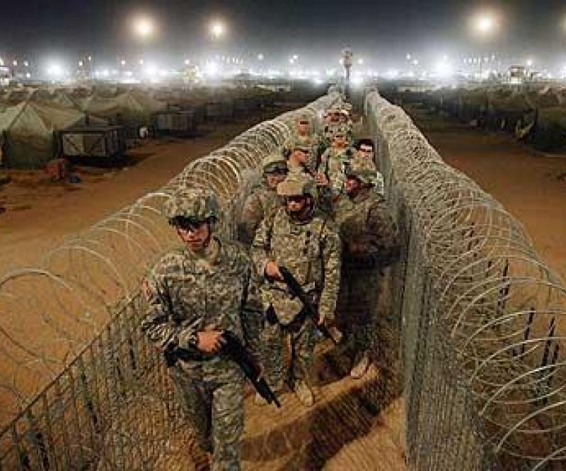 4,000 US troops to leave Iraq next month