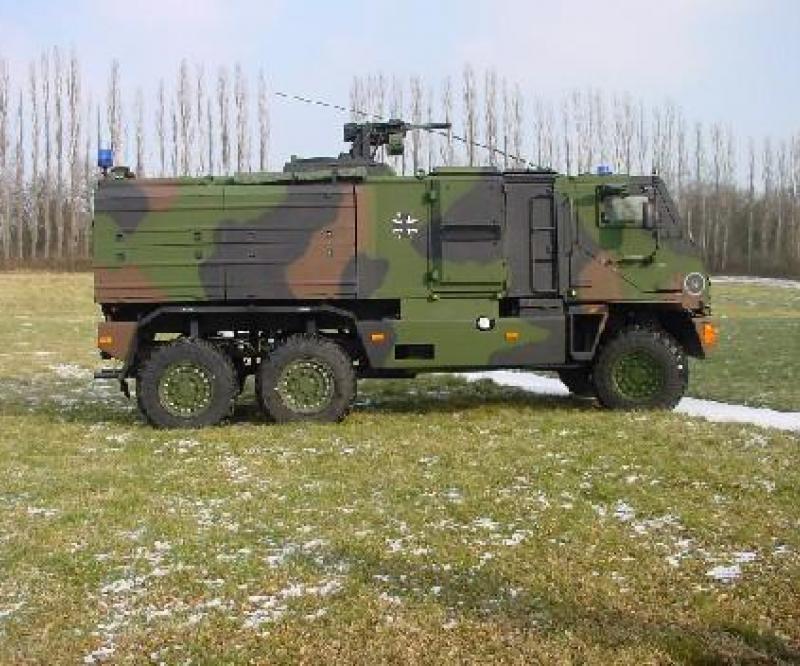 Major UK order goes to Rheinmetall
